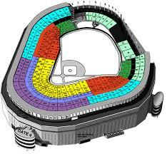 seating chart yankee stadium