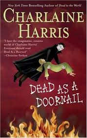 charlaine harris dead as a doornail