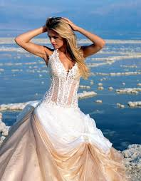 corset formal gown