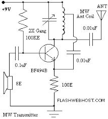 mw transmitter