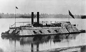 civil war ironclad warships