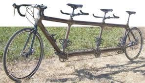 3 person bike