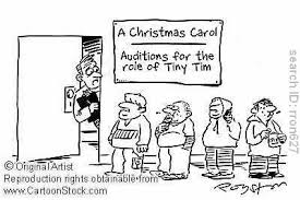 tiny tim christmas carol