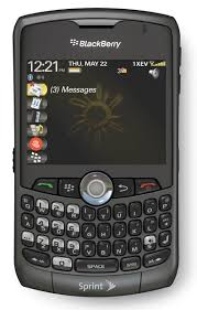 blackberry curve pearl