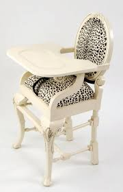 black high chairs