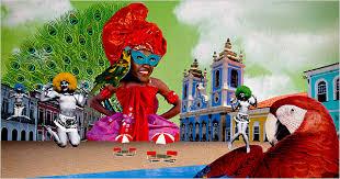 brazil artwork