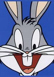 bugs bunny face