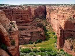 de chelly canyon