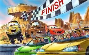 disney cars theme