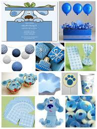 blue clues party