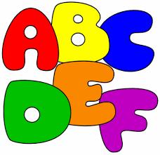 fonts bubble letters