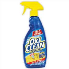 oxi clean spray