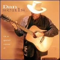 dan seals in a quiet room