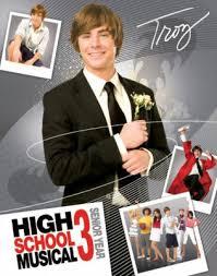 high school musical troy
