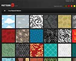 pattern web design