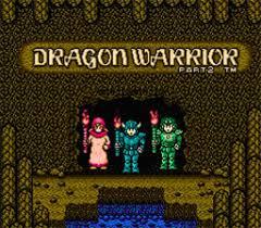 dragon warrior ii nes