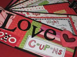 cute love coupons