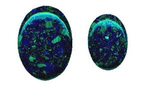 azurite stones