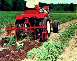 cultivator tractor