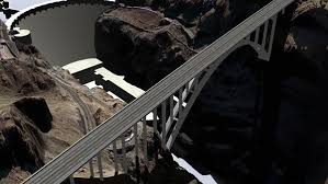 hoover dam bypass bridge pictures