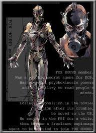 mantis metal gear solid