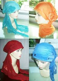 hijab caps