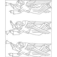 relief carving pattern