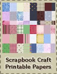 scrapbook craft