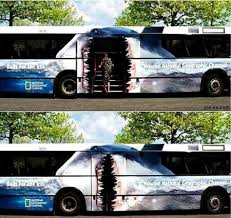 bus commercials