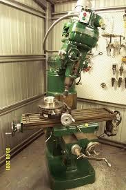turret mill