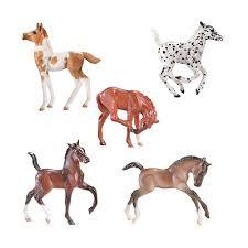 breyer foals