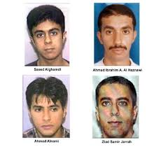 Flight 93 Hijackers