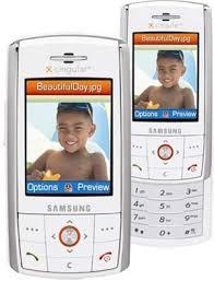 cingular samsung phones