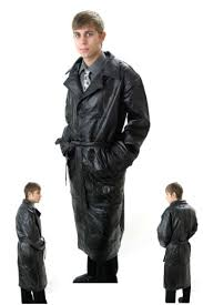 matrix trench coats