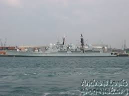 hms warships