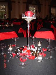 glass vase centerpieces