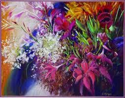 flowers artists