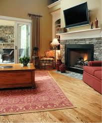 home theater fireplace