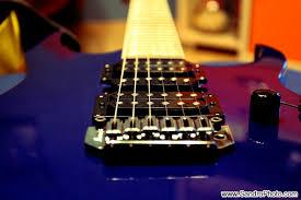 floating bridge guitars