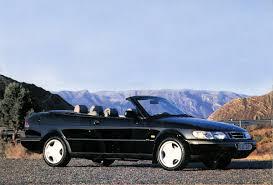1998 saab convertible