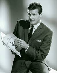 the saint roger moore