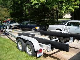boat trailer bunk