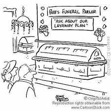funeral parlors