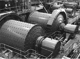 rod mills