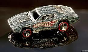 diamonds car