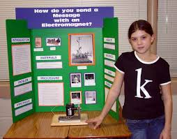 how to make a science project
