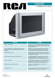 rca monitors