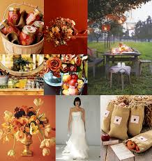 martha stewart fall weddings