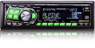 alpine cda 9813