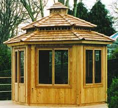 enclosed gazebos